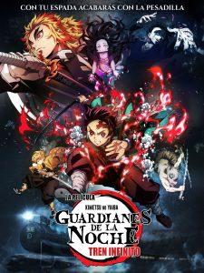 Cartel de la película Guardianes de la noche: tren infinito