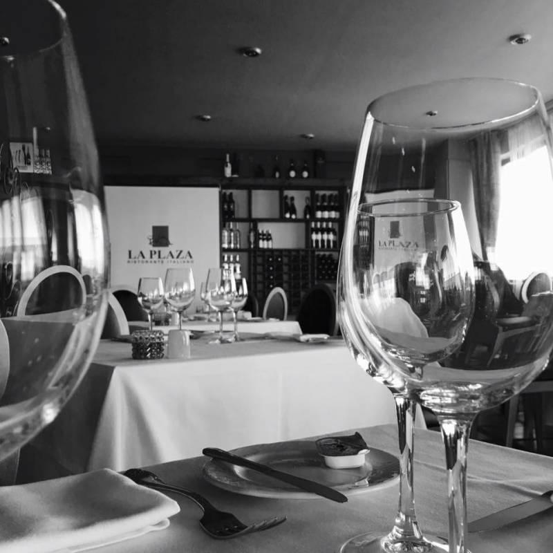 Ristorante La plaza, buena cocina italiana y mediterránea 1