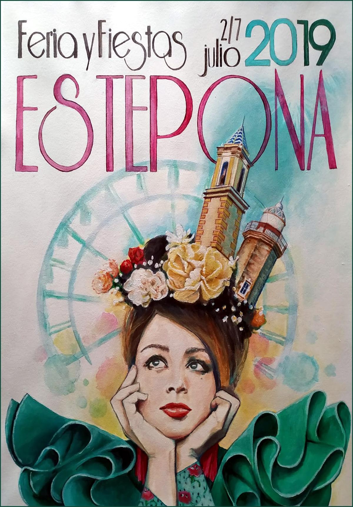 FERIA Y FIESTAS de ESTEPONA 2019 1