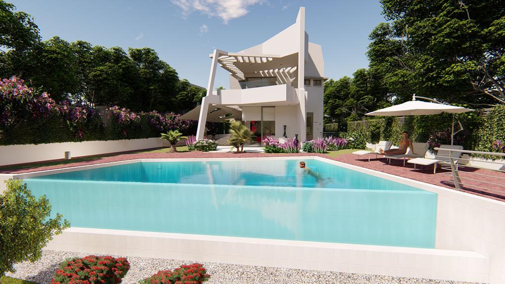 ¿Una villa de diseño en Marbella y Estepona? OTIUM PERNET 7