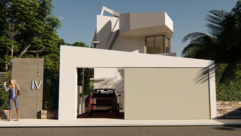 ¿Una villa de diseño en Marbella y Estepona? OTIUM PERNET 8