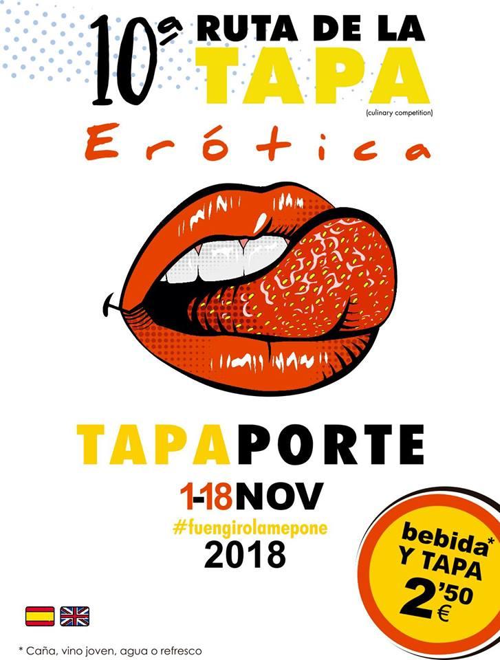 Ruta de la Tapa Erótica - fUENGIROLA 15