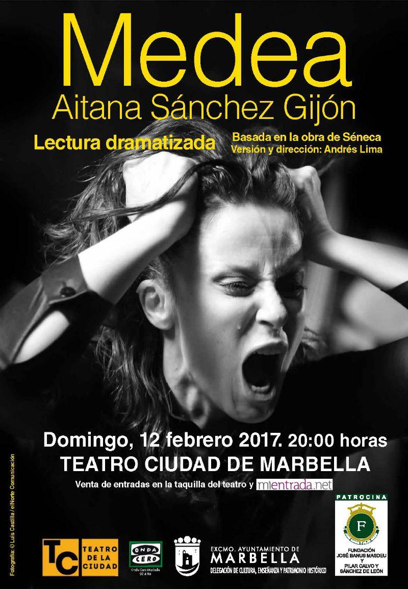 Medea, 12 de febrero en Marbella 1
