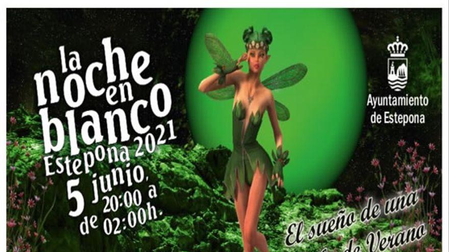 Estepona celebrará La Noche en Blancoel 5 de junio 1