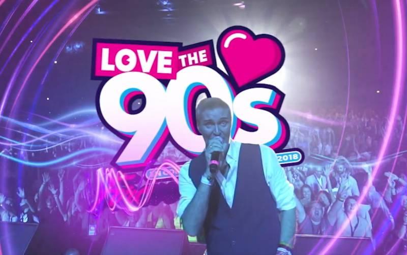 Love The 90's FUENGIROLA 28 julio 2018 1