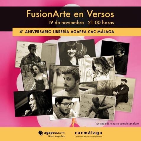 Fusionarte - Centro de arte contemporáneo de Málaga 1