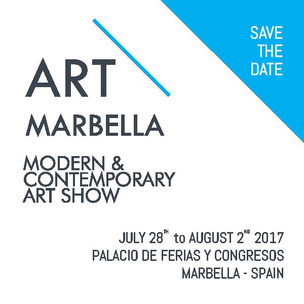 Art Marbella - Del veintiocho julio al dos de agosto 2017 1
