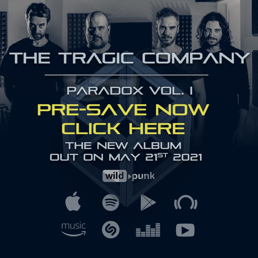 The Tragic Company es una banda cuyos miembros vienen de Málaga y Granada 3