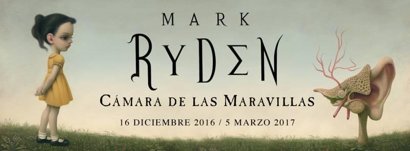 Mark Ryden en el Centro de arte contemporáneo de Málaga 1