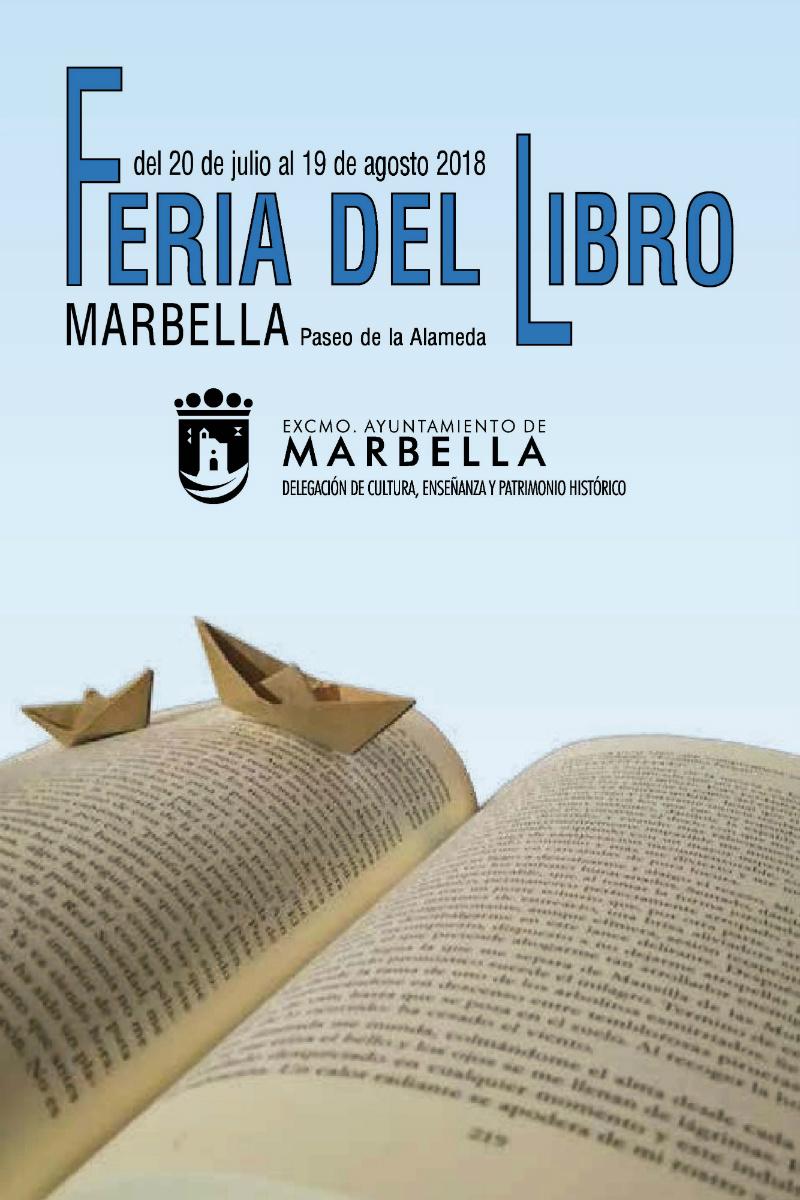 Feria del Libro de Marbella 1