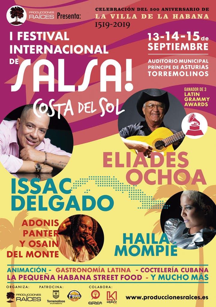Torremolinos -Festival Internacional de Salsa Costa del Sol 1