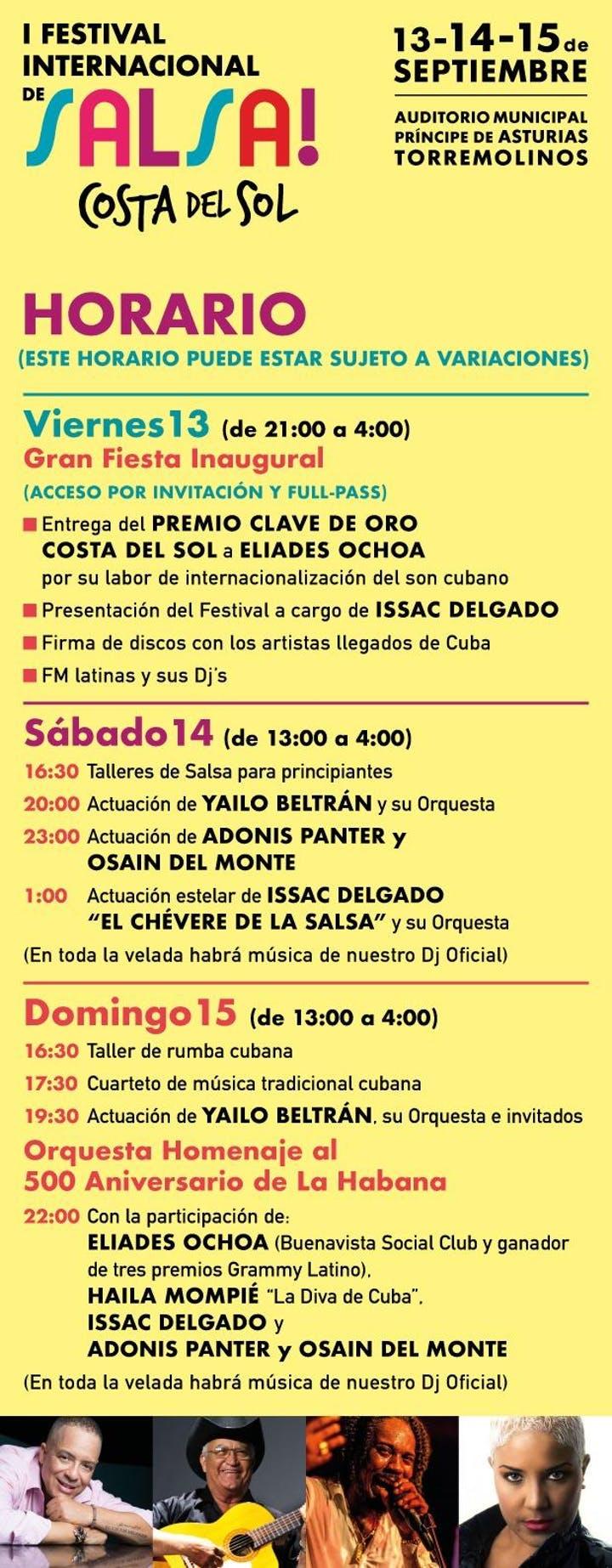 Torremolinos -Festival Internacional de Salsa Costa del Sol 2