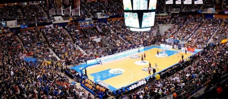 palacio de deportes josé maría martín carpena - Málaga 41