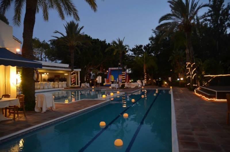 Restaurante Miraflores en Riviera, Mijas Costa 1