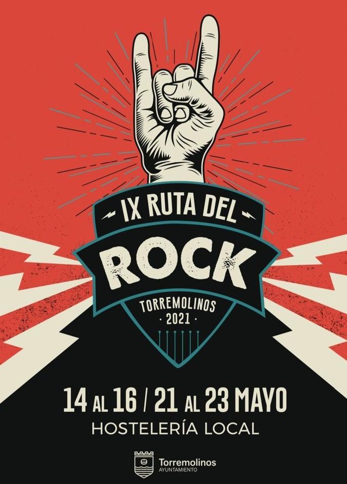 Ruta del Rock 2021 Torremolinos - 14 - 16 y 21 - 23 de mayo 1
