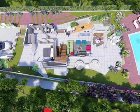 ¿Una villa de diseño en Marbella y Estepona? OTIUM PERNET 31