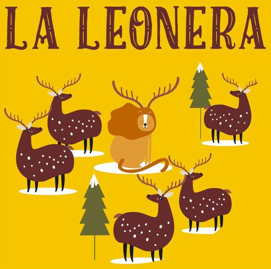 creativos malaga: La Leonera 1