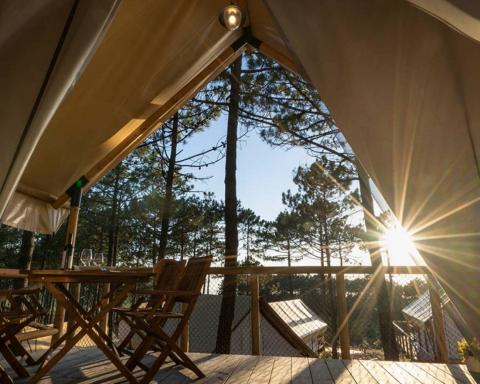 acampar de lujo en la Costa del Sol 3