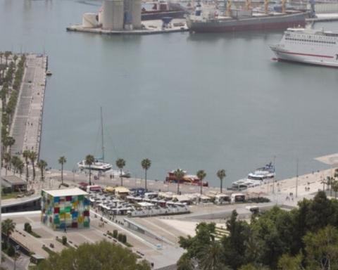 el futuro del puerto de málaga: megayates y mucho más... 24
