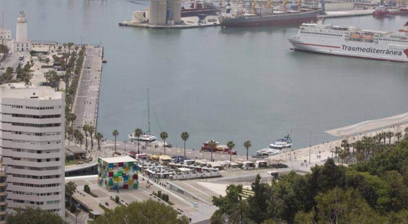 el futuro del puerto de málaga: megayates y mucho más... 1