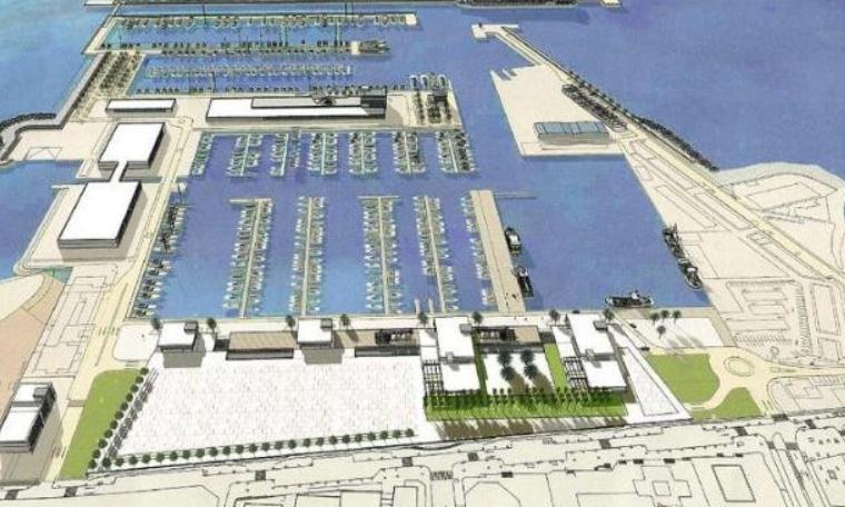 El nuevo proyecto del puerto deportivo de Fuengirola da un paso más 20