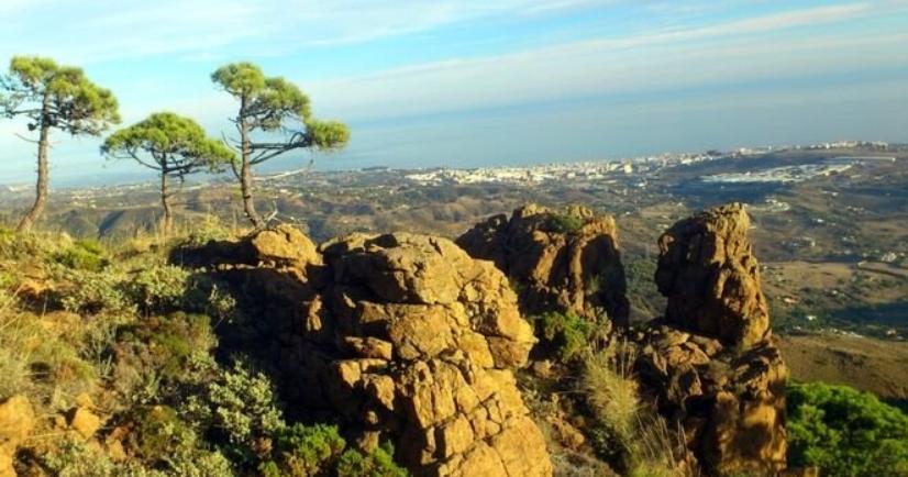casares estepona:la etapa veintinueve de la Gran Ruta de Málaga 27