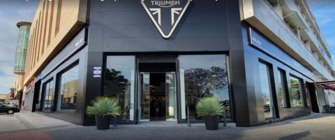 empresas malagueñas innovadoras: Triumph Málaga 43