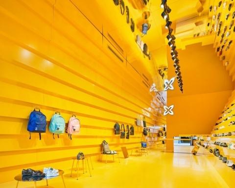 tienda munich en malaga: Studio animal comparte su llamativo diseño amarillo 28