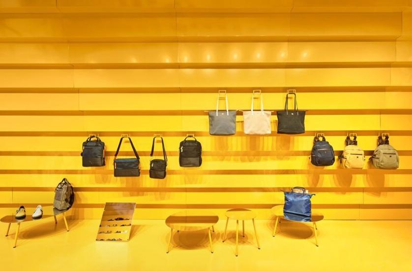 tienda munich en malaga: Studio animal comparte su llamativo diseño amarillo 3