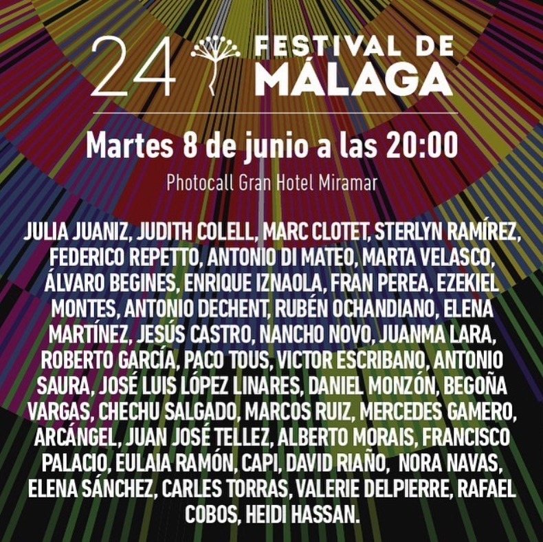 FESTIVAL DE MÁLAGA 2
