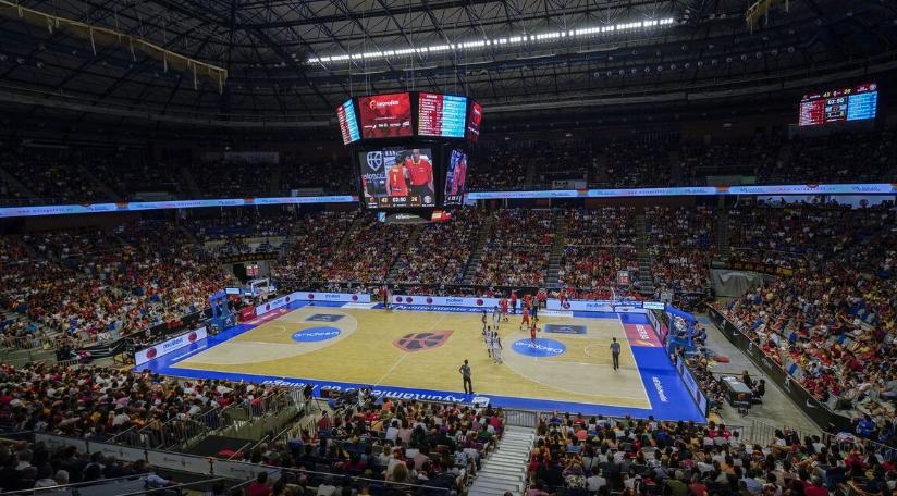 Ya a la venta entradas para el basket doble España-Francia en Málaga 1