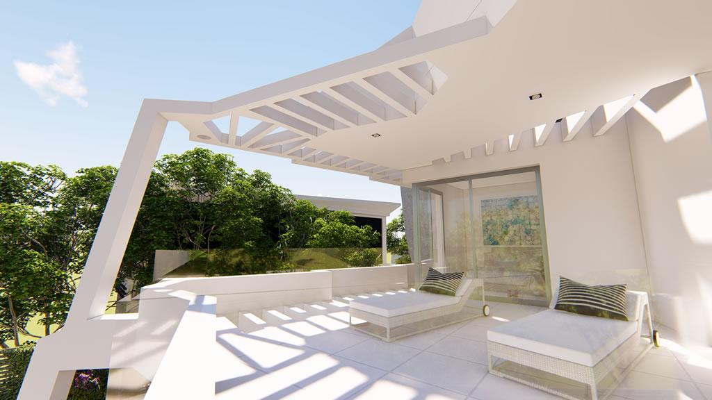 ¿Una villa de diseño en Marbella y Estepona? OTIUM PERNET 4