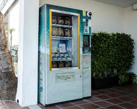la máquina de vending de Zenplicity revoluciona la bisutería 43