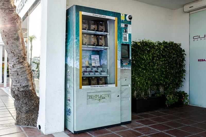 la máquina de vending de Zenplicity revoluciona la bisutería 1