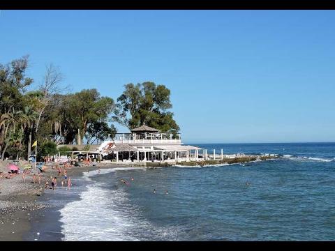Así son los Baños del Carmen - Málaga 1