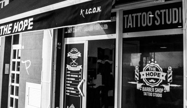 Málaga: Barber Shop inspirado en Egipto 1