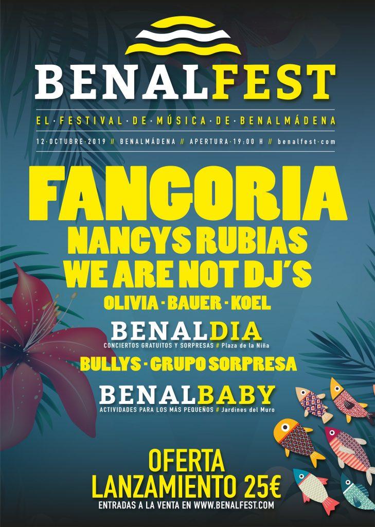 Benalfest - Fangoria, Nancys Rubias y más en Benalmádena 1