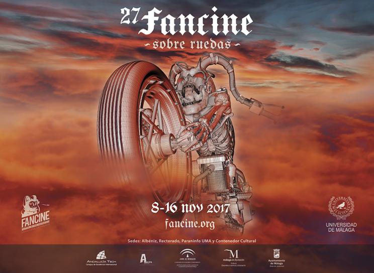 FANCINE – FESTIVAL DE CINE FANTÁSTICO - 8 al 16 nov 2017 2