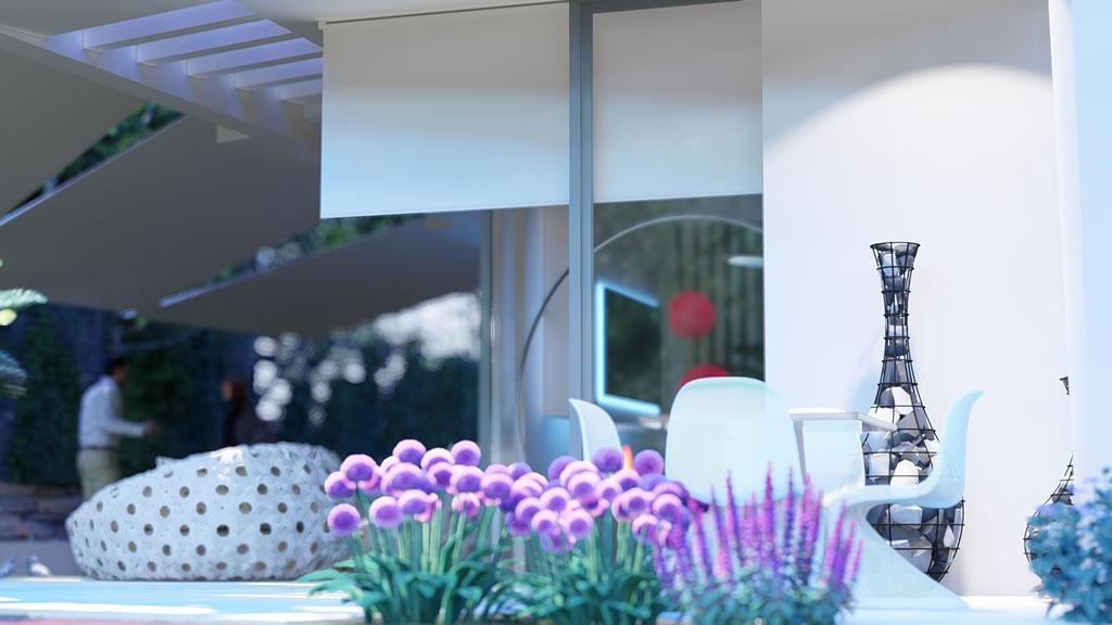 ¿Una villa de diseño en Marbella y Estepona? OTIUM PERNET 11