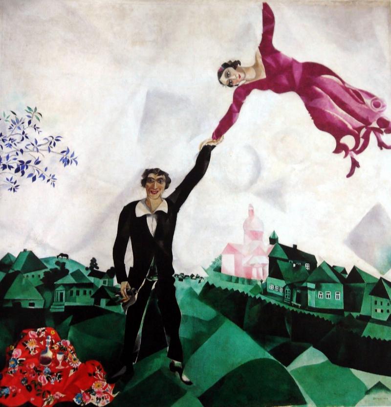 EXPOSICIÓN: Chagall y sus contemporáneos rusos 1