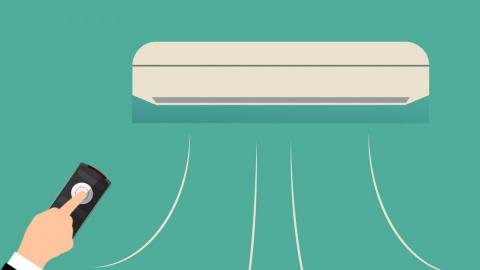 Cómo calcular el gasto del aire acondicionado?   Ola de calor