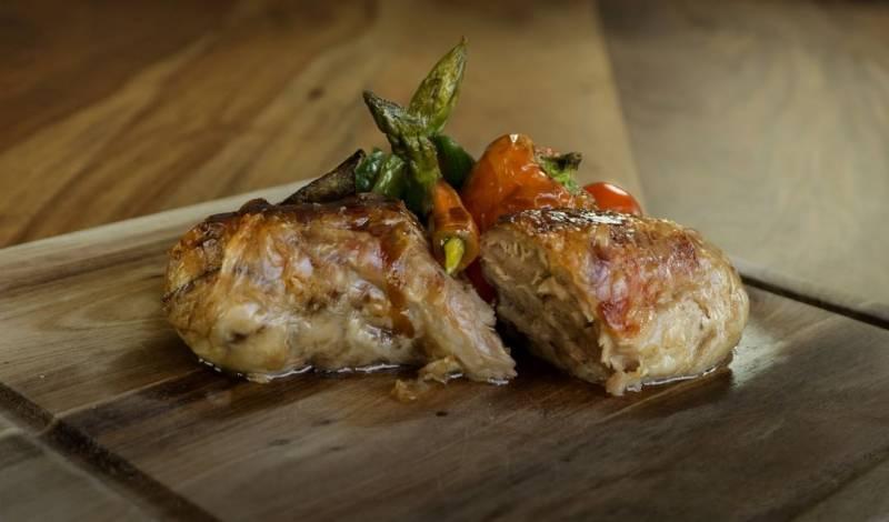 mejores restaurantes marbella: Restaurante DOM 30