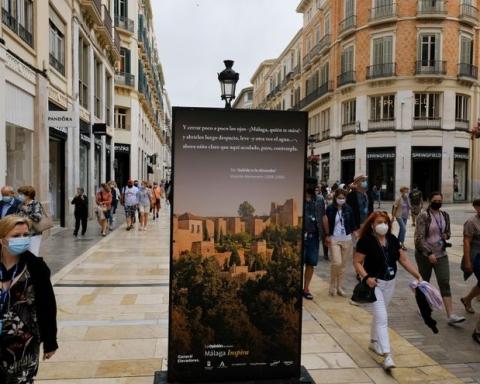 Exposiciones en la Costa del Sol: 'Málaga Inspira' en la calle Larios 35