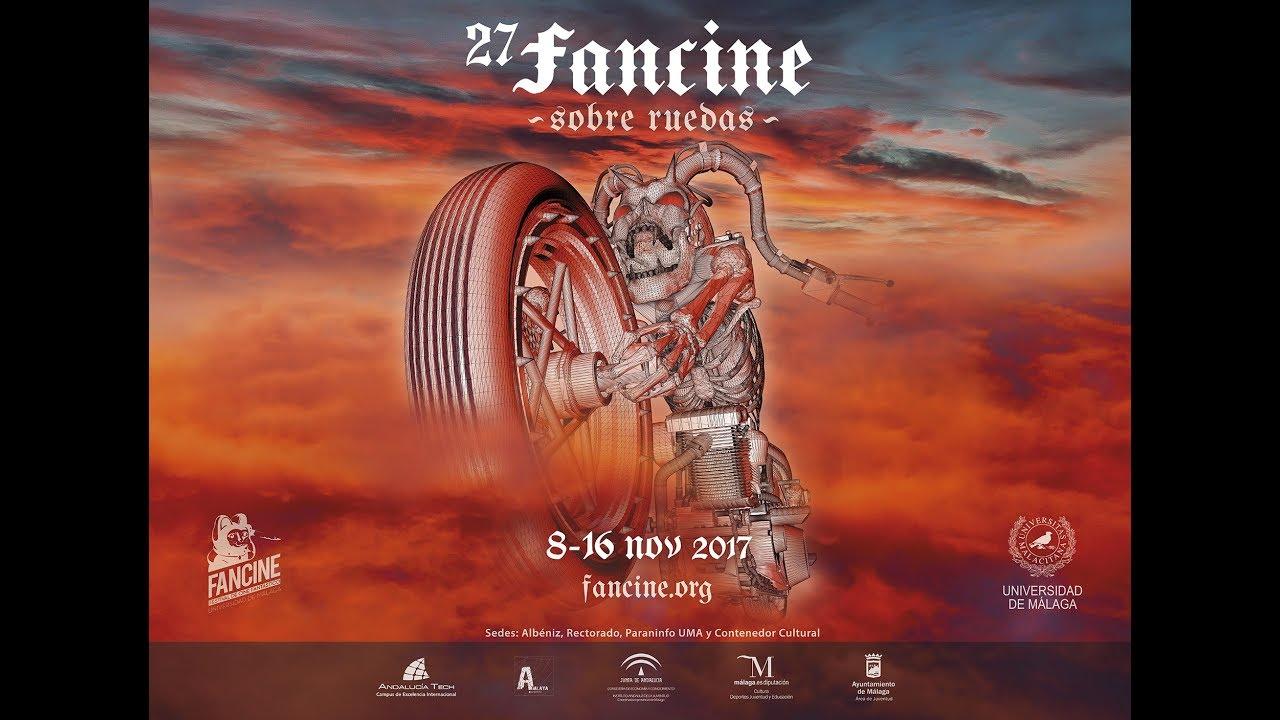 FANCINE – FESTIVAL DE CINE FANTÁSTICO - 8 al 16 nov 2017 1