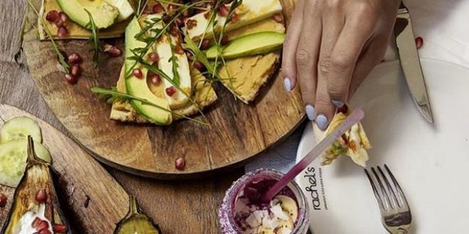 marbella restaurants: Rachel's Eco Love 1