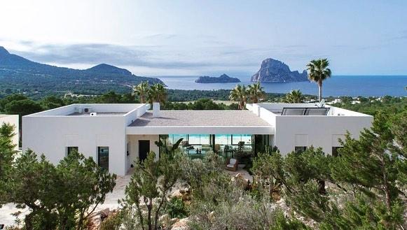 Una casa para vivir en Ibiza 1