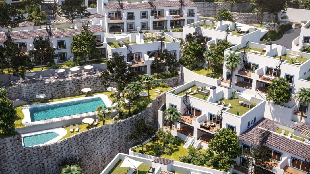 paraiso pueblo benahavis:promoción lujo costa del sol 2