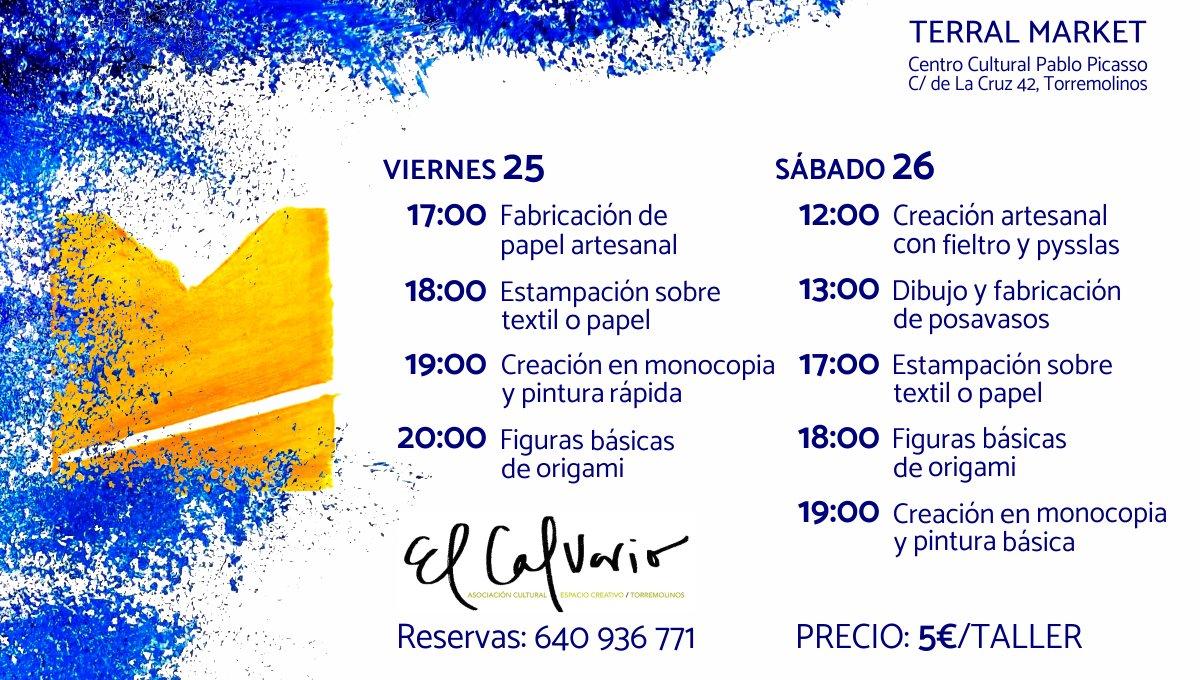 Terral Market, festival de diseño de Málaga 2