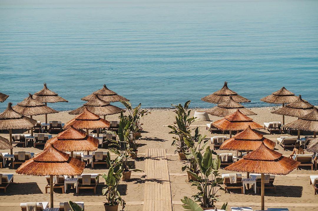 Salduna Beach, una experiencia gastronómica y relajante frente al mar en la Costa del Sol 1