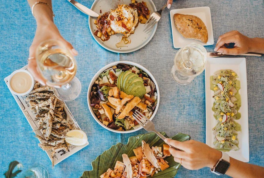 Salduna Beach, una experiencia gastronómica y relajante frente al mar en la Costa del Sol 2